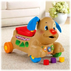 "Ходунки-каталка Fisher Price ""Веселый щенок"""