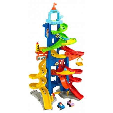 Трек Little People City Skyway от Fisher price