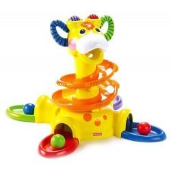 Развивающий Жираф от Fisher price «Держись и вставай»