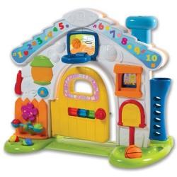 Большой интерактивный домик SMILY PLAY «Домик малыша»